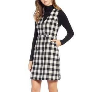 0e1c21278c2 1901 Checkered Pinafore Dress 6